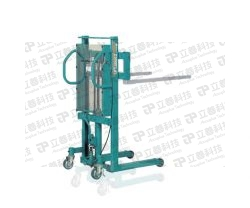 Manually Operated Models Stacker