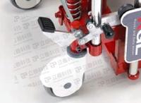 平台堆高機 - 雙剎車系統