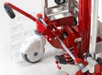 平台堆高機: 可調式腳踏板