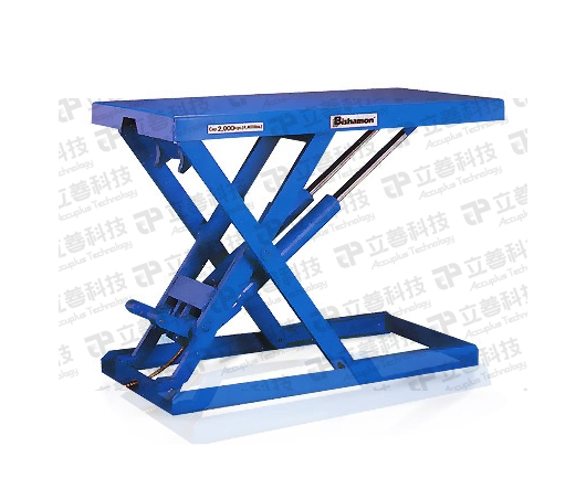 Super Low Profile Lift Table, Hydraulic Scissor Lift Table